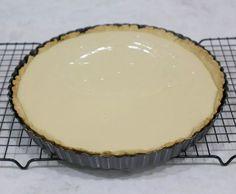 Pie de limón, receta chilena   En Mi Cocina Hoy Chilean Recipes, Empanadas, Pie Dish, Sweet Recipes, Sweet Tooth, Cheesecake, Cupcakes, Baking, Eat