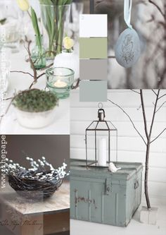 The Paper Mulberry: Spring Clean for Easter!