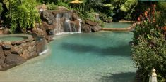 natural looking pool | Natural Look Pools - Pool Construction & Enclosures - Contractor Talk
