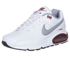 Heren Nike Air Max Command Leer Wit - Gris - Magenta,80% off for sneakers, impossible is nothing.