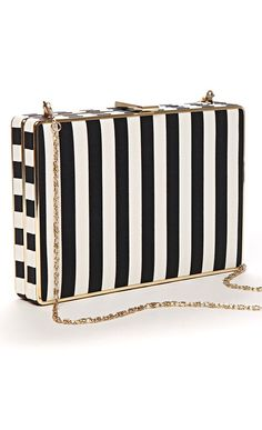Shop from choies.com .Free shipping Worldwide. Black White Stripes b6dfdb6e671a2