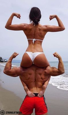 Fitness Couples Humor Awesome 47 New Ideas Couple Training, Model Training, Gewichtsverlust Motivation, Fitness Motivation Pictures, Gym Couple, Couple Goals, Fit Couples Pictures, Fitness Outfits, Gym Outfits