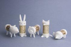 Ta.Ta. Unconventional Design For Kids: CORK PALS