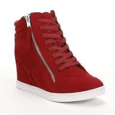 Rock and Republic Wedge Sneakers - Women