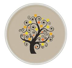 Сross stitch pattern tree, cross stitch pattern in PDF format, Instant Download, needlepoin