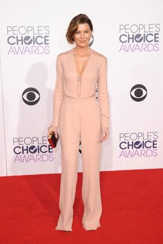 12 Hottest Looks From the People's Choice Awards via @WhoWhatWearUK