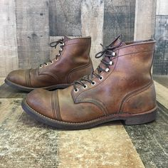 Red Wing 8111, Red Wing Iron Ranger, Snakeskin Cowboy Boots, Cowboy Boots Women, Boot Shop, Loafer Shoes, Priority Mail, Combat Boots, Heels