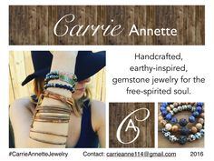 Carrie Annette Jewelry