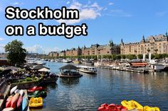 We booked our trip to Stockholm when we had some spare money, then as life happens we didn't have as much money to spare once we arrived as we had originally planned. This meant that an alrea…