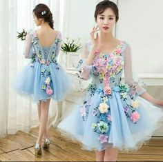 Cheap prom dresses Buy Quality designer prom dress directly from China prom dresses Suppliers: Prom dress design 2017 female short formal dress birthday long-sleeve slim dress banquet Prom Dresses 2017, Cheap Prom Dresses, Unique Dresses, 15 Dresses, Evening Dresses, Short Dresses, Formal Dresses, Wedding Dresses, Birthday Dresses