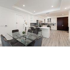 Luxury Vinyl, Aqua Blue, Dining Table, Flooring, Kitchen, Furniture, Home Decor, Cooking, Decoration Home