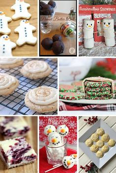 Healthy christmas dessert gifts