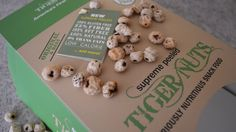 Whole Supreme Peeled Tiger Nuts: What I Say About Food