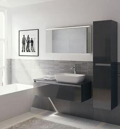 1000 images about badkamers on pinterest bathing toilets and modern - Moderne badkamer meubels ...