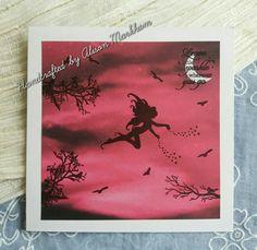 Hunkydory twilight kingdom stamps