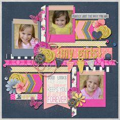 My Girls - Scrapbook.com