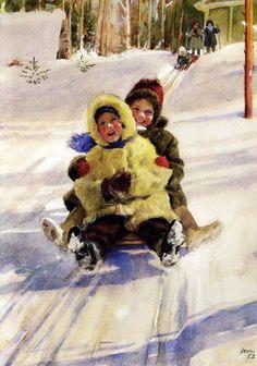 title unknown -- by Nikolai Nikolaevich Zhukov (1908 – 1973, Russian)