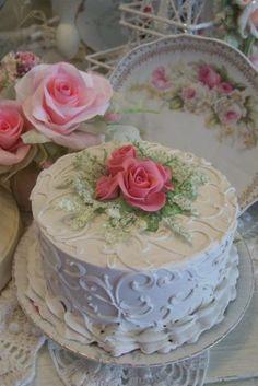 Little cake.