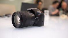 Canon's entry level DSLR gets even better