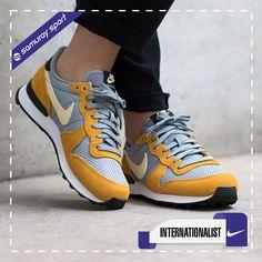 ✔️Nike Hassas tasarım ürünü.. Satış Fiyatı: 259,00 TL Ürün Kodu: 828407-701 ▶️36 / 40,5 Numaralar arası stokta◀️ Ücretsiz Kargo Sipariş İçin: www.samuraysport.com ☎️Telefon İle Sipariş: 0850 222 444 8 Bol AVANTAJLI alışverişler dileriz.. #nike #daily #nikedaily #shoes #sport #internationalist #women #cool #fashion #followback