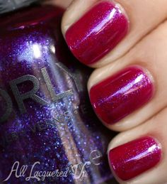 Orly - Purple Poodle