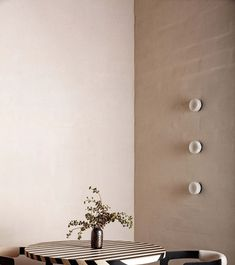 Kelly Wearstler Unveils New Furniture Line | Kelly Wearstler Transcendence Calacatta Marble, Interior Work, Brass Texture, Kelly Wearstler, Bold Stripes, Metal Fabrication, Postmodernism, Elle Decor, Furniture Collection