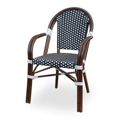 Source Contract Paris Dining Arm Chair