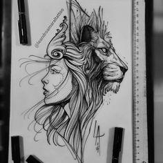 How to Make Money Tattoo Design Drawings, Cool Art Drawings, Pencil Art Drawings, Art Drawings Sketches, Tattoo Sketches, Lion Head Tattoos, Lion Tattoo, Body Art Tattoos, Kobra Tattoo