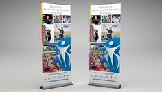 friends-of-manchester-health-academy-banner# Roller Banners, Manchester, Purple, Friends, Health, Design, Amigos, Health Care, Viola