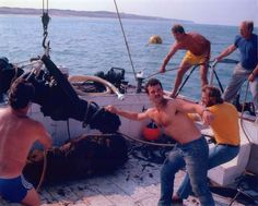 The Whydah sank in 1717 carrying hundreds of thousands of gold coins and  other artifacts. It is the only pirate treasure ever found. More is  still being found at the wreck site off the coast of Cape Cod. Photo: Barry Clifford Expedition Whydah