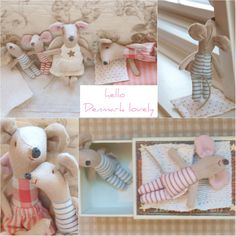 hello lovely inc.: mouse therapy