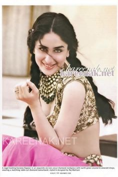 Kareena Kapoor's HQ Hi! Blitz November Scans | PINKVILLA