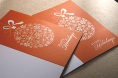 Dusting UV on Greeting Cards
