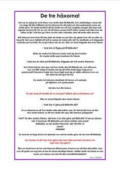 Mariaslekrum - Alla inlägg under april 2009 Preschool Themes, Education, Tips, Drama, Inspiration, Frases, Communication, Biblical Inspiration, Dramas