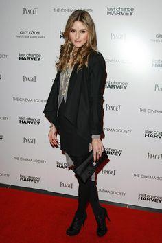 "Olivia Palermo Photos  - The Cinema Society And Piaget Host A Screening Of ""Last Chance Harvey"" - Zimbio"