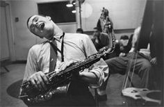 Phil Woods, 1957 gelatin-silver print, x Lee Friedlander Lee Friedlander, Phil Woods, Jazz Artists, Gelatin Silver Print, Look Here, Music Images, Jazz Blues, Art Themes, Old Photos