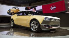 7 Favorite Cars from Detroit - 2014 NAIAS in Detroit - Road & Track Nissan IDx Nismo