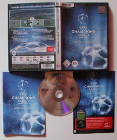 Uefa Champions League 2006-2007 in OVP!für PC.