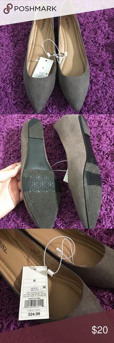 MERONA FLATS NWT JUST IN 🌸 Merona brand flats. NWT NEVER WORN! Size 8 1/2 Merona Shoes Flats & Loafers