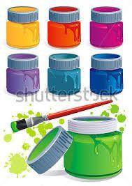 Resultado de imagem para pinturas para a cara em frascos
