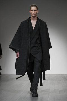 D.Gnak Menswear Fall Winter 2018 London