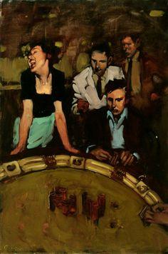 Contemporary Art - Michael Carson, American Artist ~ Blog of an Art Admirer