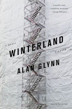 Winterland/Design by Keith Hayes from Lovely Book Covers Archive