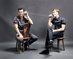 Matthias Schweighöfer & Florian David Fitz © Urban Zintel