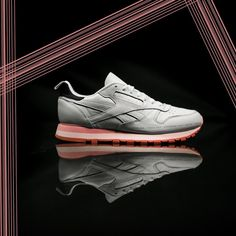 Publish X Reebok CL Leather (White Steel Porcelain Pink) Releases  exclusively at Rock City Kicks this weekend.  100  rockcitykicks  reebok   publishbrand   ... ef004ae96
