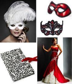 Masquerade Wedding Idea