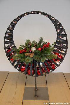 Kerstworkshop Kerstcirkel