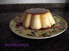 Flan de cuajada con queso philadelphia