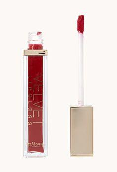 Velvet Finish Lip Gloss   FOREVER 21 - 1000109840