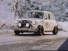 1962 997cc Cooper , having undergone an extensive rebuild , to Cooper S spec with 1380cc engine sold for £21.500